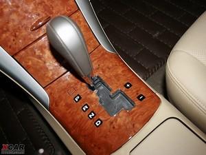 2009款2.4L 自动顶级版 变速挡杆