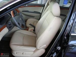2009款2.4L 自动顶级版 前排座椅