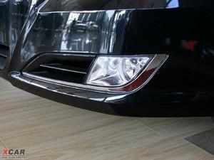 2009款2.4L 自动顶级版 雾灯