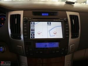 2009款2.4L 自动顶级版 空调出风口