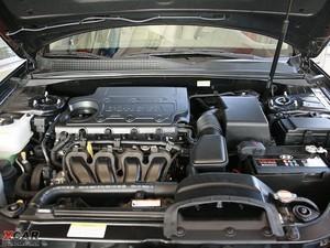 2009款2.4L 自动顶级版 发动机