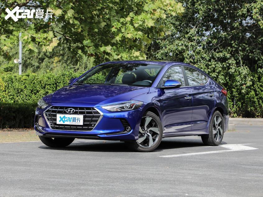 2020款北京现代领动上市售10.98万元起-爱卡汽车