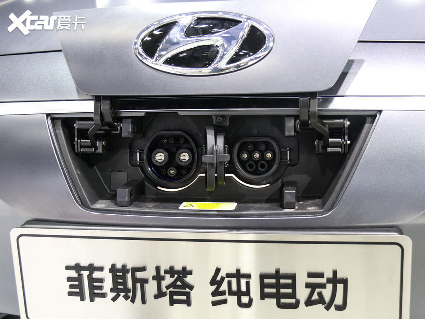 北京现代2020款菲斯塔EV