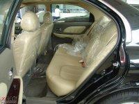 空间座椅名驭后排空间