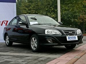 2011款1.6L 自动舒适版 整体外观
