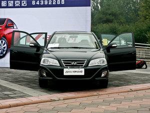2011款1.6L 手动舒适版 车门全开