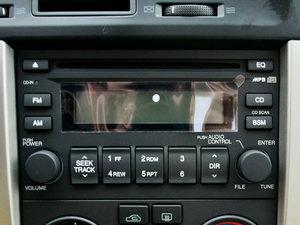 2011款1.6L 手动舒适版 音响调节