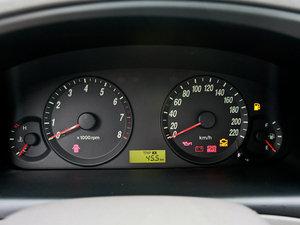 2011款1.6L 手动舒适版 仪表