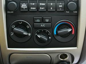 2011款1.6L 手动舒适版 空调调节