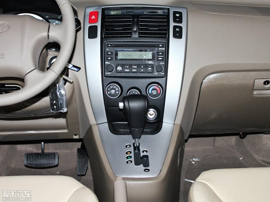 2009款途胜2.0l 两驱自动天窗版