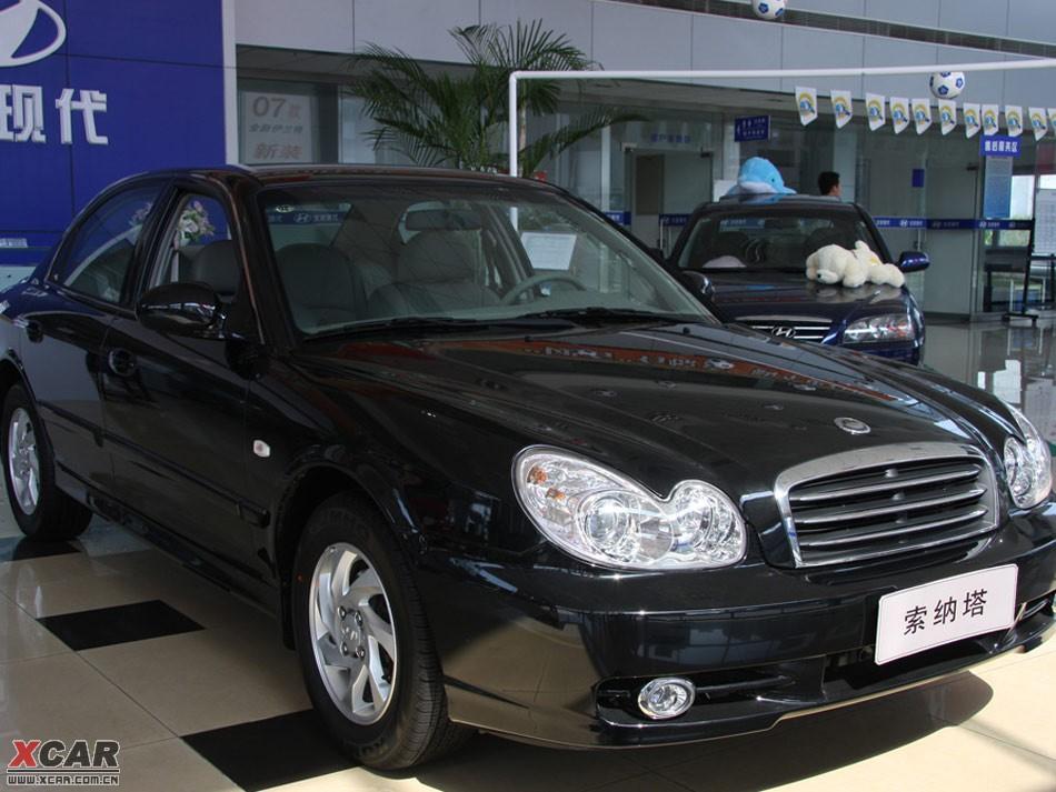 2004款索纳塔图片 汽车图片大全 -2004款索纳塔图片高清图片