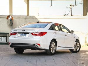 2014款2.0L hybrid 整体外观