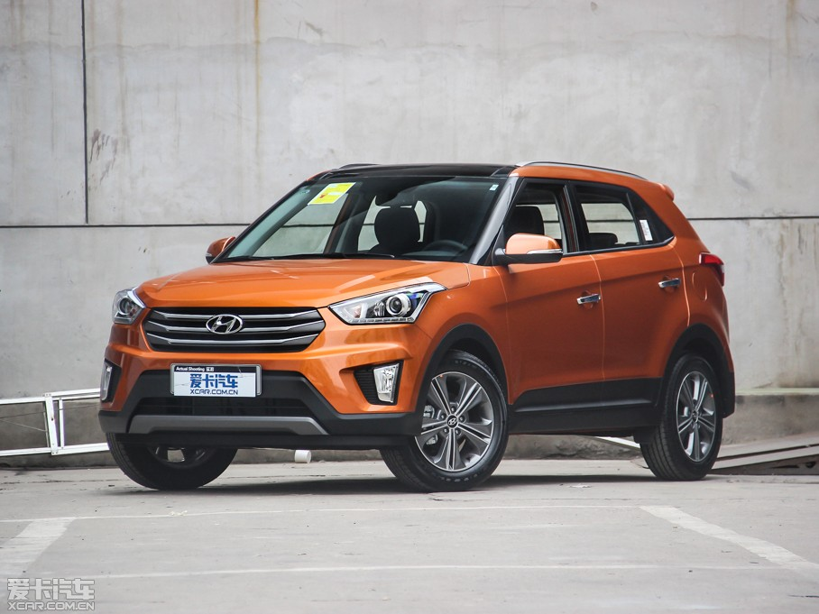 ix25朔州市购车最高优惠1.6万元