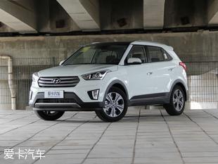 北京现代2015款ix25