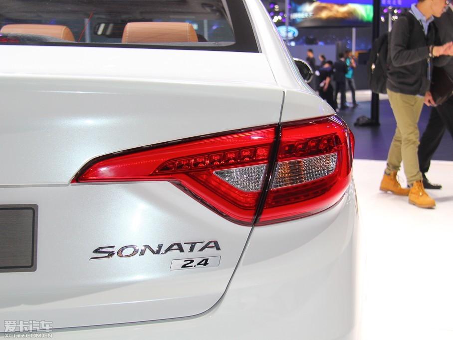 2015款索纳塔九2.4gdi top旗舰型
