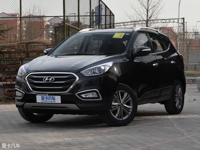 中韩SUV大对决 观致5 SUV对比现代ix35