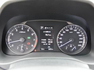 2016款1.6L 自动智炫旗舰型 仪表