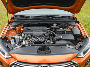 2016款1.6L 自动智炫旗舰型 发动机