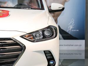 2016款1.6L 自动智炫精英型 头灯