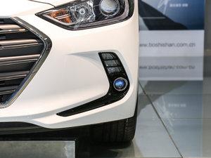 2016款1.6L 自动智炫精英型 雾灯