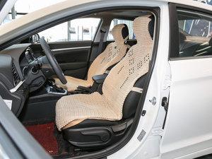 2016款1.6L 自动智炫精英型 前排座椅