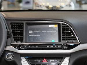 2016款1.6L 自动智炫精英型 中控台显示屏