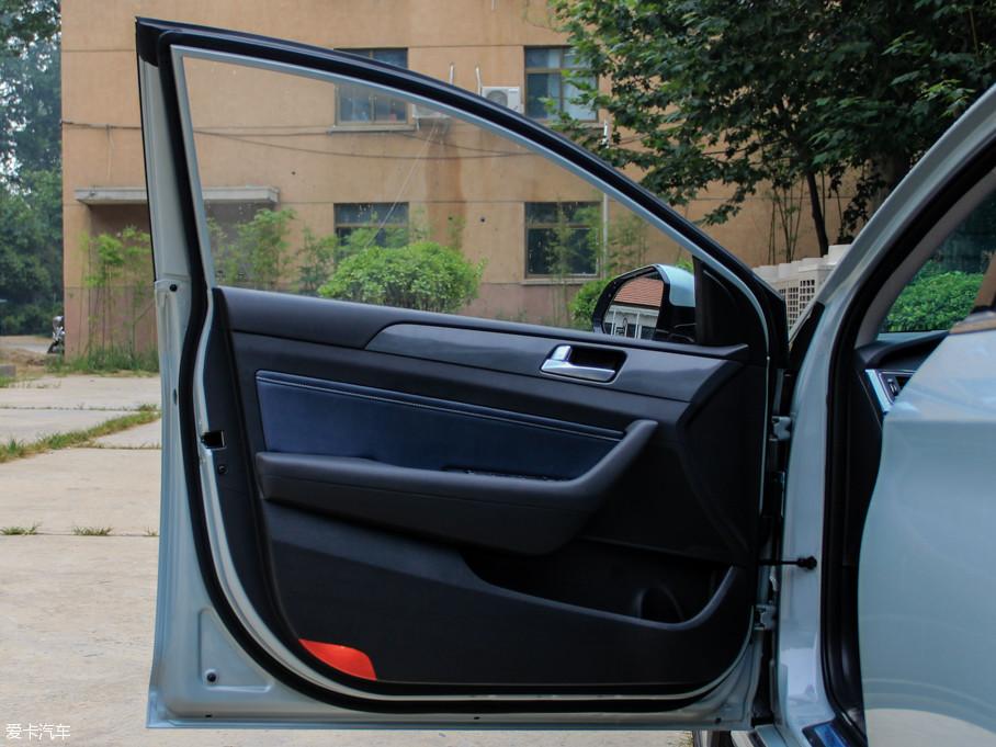 2016款索纳塔混动2.0HL 豪华型