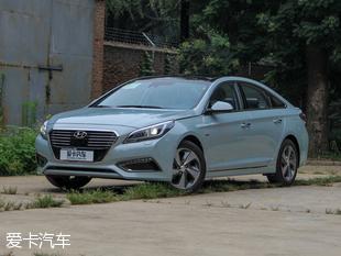 北京现代2016款索纳塔混合动力