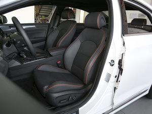 2017款1.6T GLX领先型 前排座椅
