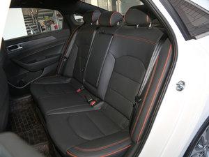 2017款1.6T GLX领先型 后排座椅