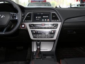 2017款1.6T GLX领先型 中控台