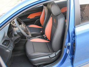 2017款1.4L 自动活力版 前排座椅