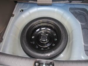 2017款1.4L 自动活力版 备胎