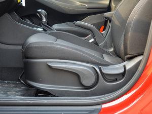2017款1.6L 自动悦值型 座椅调节