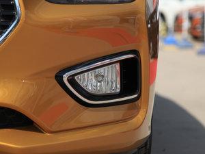 2017款1.4L 自动跃劲版 雾灯