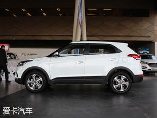 北京现代2017款ix25