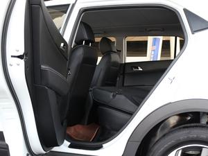 2017款1.6L 自动智能型 后排座椅放倒
