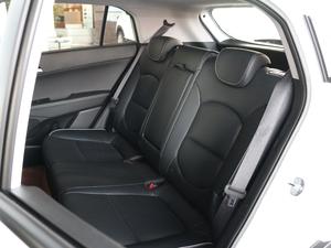 2017款1.6L 自动智能型 后排座椅