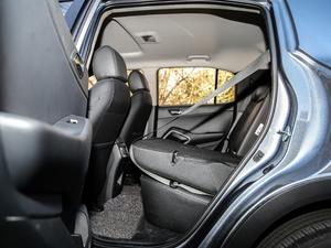 2018款2.0L 自动四驱智勇旗舰版 后排座椅放倒