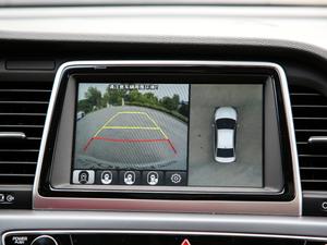 2018款2.0L 自动智尊版 中控台显示屏