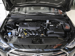 2018款1.6L 自动15周年特别版 发动机