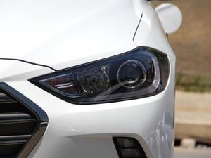 2018款1.6L 自动15周年特别版 头灯