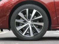 细节外观标致508轮胎