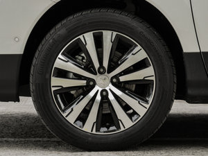2016款1.6THP 自动至尚版 轮胎