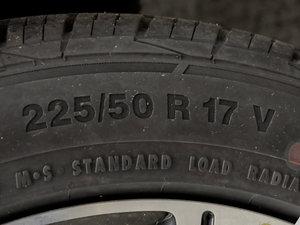 2016款1.6THP 自动至尚版 轮胎尺寸