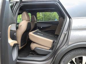 2017款380THP 豪华GT版 7座 后排座椅放倒