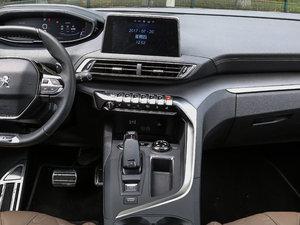 2017款380THP 豪华GT版 7座 中控台