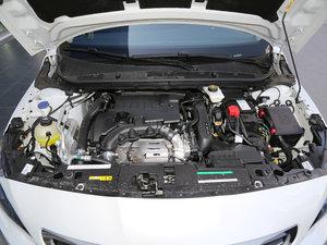 2018款350THP 自动豪华版 发动机
