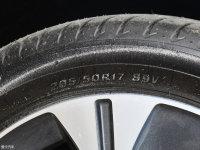 细节外观轩逸・纯电轮胎尺寸