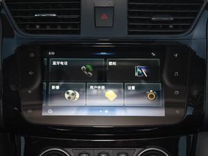 2018款智尊版 中控台显示屏